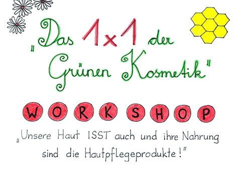 Workshop - Grüne Kosmetik - Project